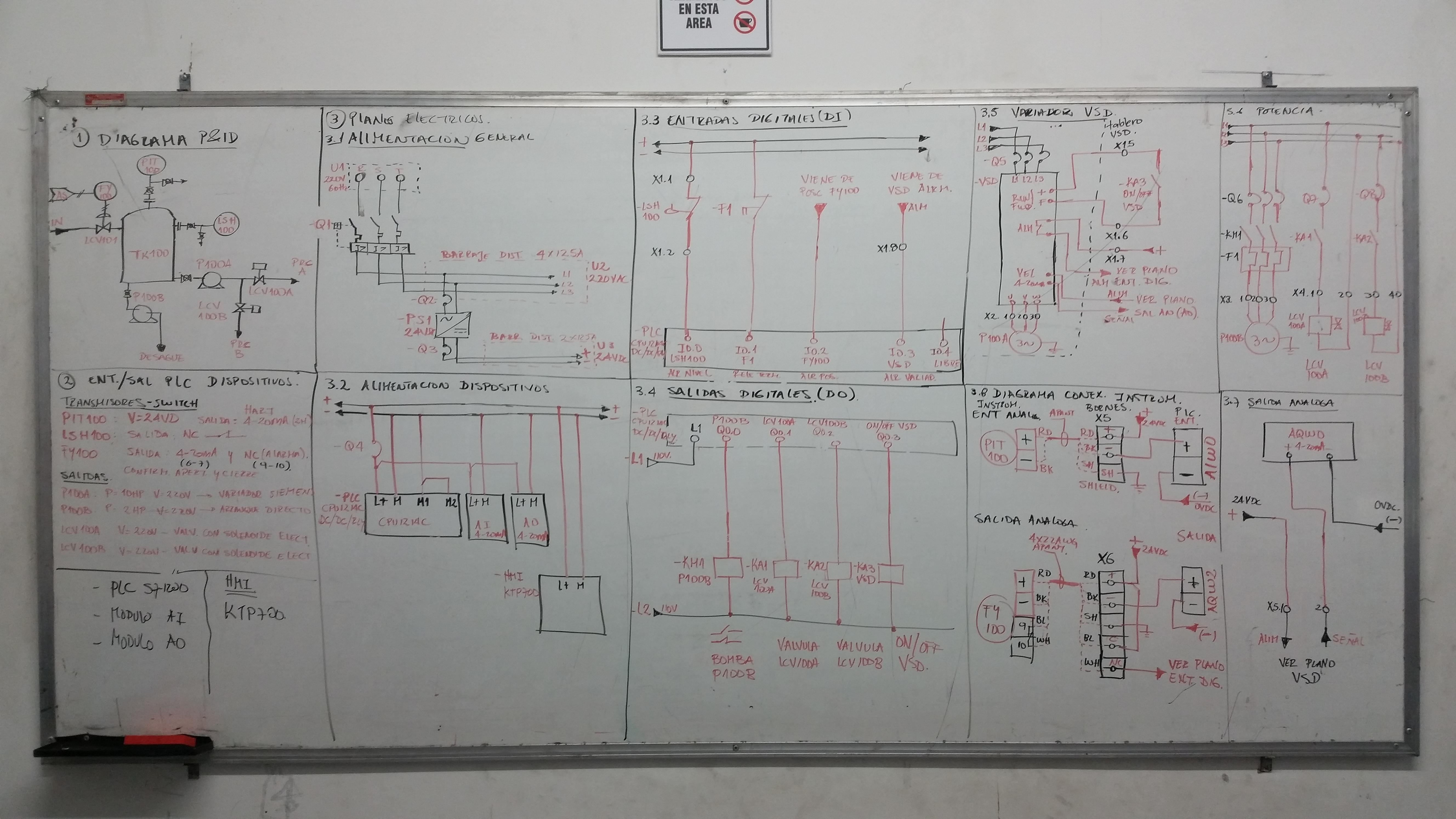 Programa para hacer planos electricos este es un plano for Programa para hacer planos sencillos